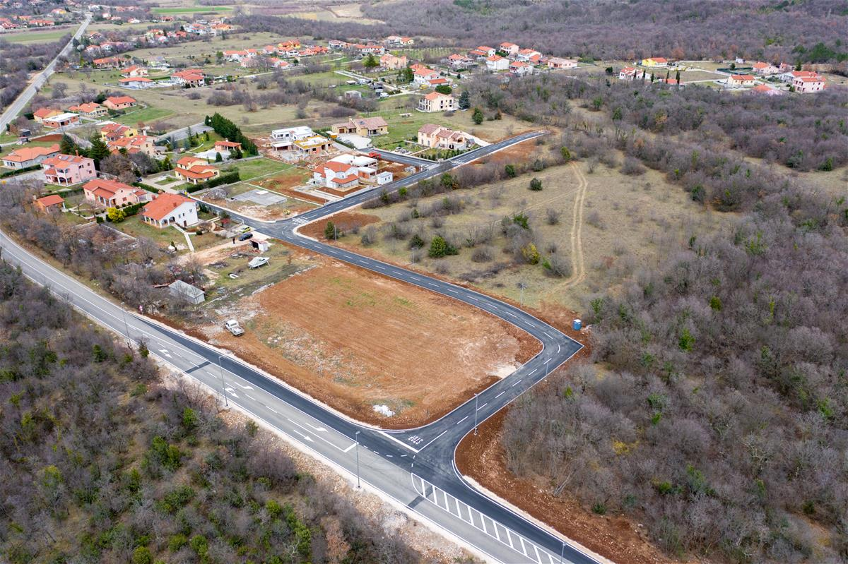 Rekonstrukcija ceste Breg Ivanovci